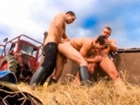 Horse Club Clip 2 at Raging Stallion