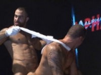HustlaBall Live Stage Orgy at Alpha Male Fuckers