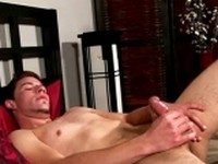 Eric Huston Busts a Nut 2 at College Dudes