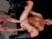 Fist for Hire 2 at Club Inferno Dungeon