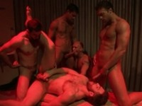 Undercover Part 3 at Jizz Orgy