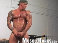 Vin Marco from Muscle Hunks