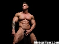 Zebs Holiday at Muscle Hunks