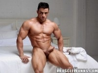 Macho Nacho from Muscle Hunks