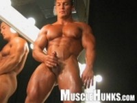 Omar Fabrouk Clip 4 at Muscle Hunks