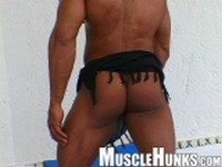 Ezequiel Martinez 2 Clip 2 at Muscle Hunks