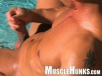 Luca Spattaro Clip 4 at Muscle Hunks