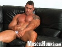 Brian Gunns 2 Clip 3 at Muscle Hunks