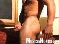 Rip McIntyre Clip 3 at Muscle Hunks