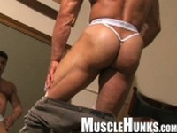 Brad Hatcher Clip 2 at Muscle Hunks