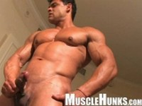 Brad Hatcher Clip 3 at Muscle Hunks
