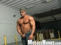 Enzo Pileri Returns Clip 2 at Muscle Hunks