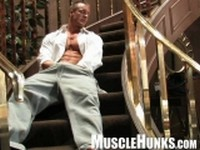 TJ Cummings Clip 1 at Muscle Hunks