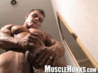 Clayton Cobb Clip 3 at Muscle Hunks