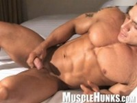 Clayton Cobb Clip 4 at Muscle Hunks
