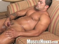 Paul Popo Clip 4 at Muscle Hunks