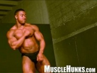 Ron Hamilton Returns Clip 2 at Muscle Hunks