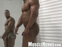 Ron Hamilton Returns Clip 4 at Muscle Hunks