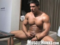 Wade Trent Clip 3 at Muscle Hunks