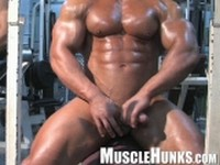 Boris and Scott Clip 4 at Muscle Hunks