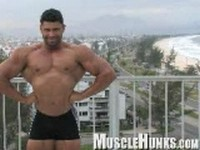 Ricardo Rey Clip 2 at Muscle Hunks
