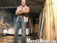 Buck Branson Clip 1 at Muscle Hunks