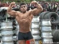 Tony Searle Clip 4 at Muscle Hunks