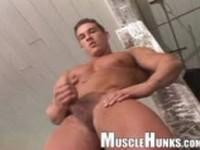 Herman Jurado Clip 3 at Muscle Hunks
