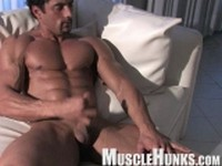Dimitri Popolos Clip 3 at Muscle Hunks
