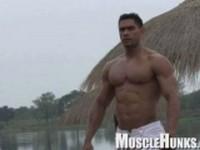 Khalid Ezra Clip 1 at Muscle Hunks