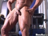 At the Gym Clip 2 at Muscle Hunks