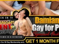 Damian Special Feature Straight Rent Boys