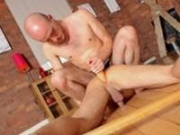Lucas Davidson and Kieron Knight Full at Boynapped
