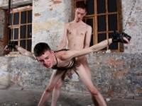 Aaron Aurora and Ashton Bradley at Boynapped