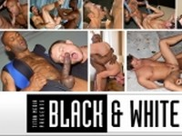 Black and White Scene 5 at Titan Men