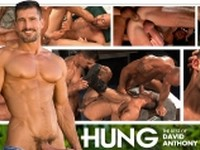 Hung the Best of David Anthony at Titan Men