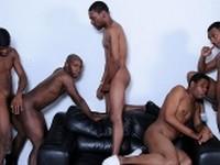 Orgy of Thugs 3 at Thug Orgy