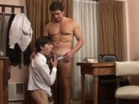 Horny Sparks at School Boy Secrets