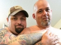 Joe Strong and Rowdy Hixxx Extended Bear Films
