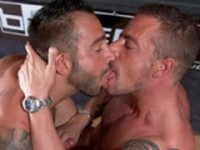 Martin Mazza and Jake Ryder Extended World of Men