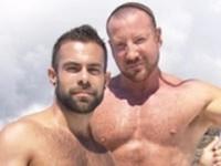 Trojan Rock and Steve Cruz Extended World of Men