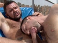 Dillon Buck and Marcus Troy Extended World of Men