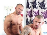 Behind the Scenes January 2013 Preview Alpha Males