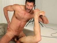 Jason and Antonio with Valentin UK Naked Men