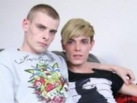 Leo and Jesse Badpuppy