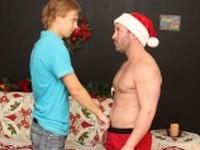Hunky Santa Visits Patrick Clip 2 Bang Me Sugar Daddy