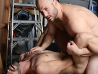 David Likes Manly Men Clip 1 My Gay Boss