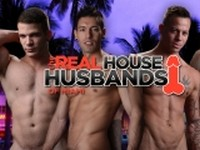 House Husbands of Miami Orgy Clip 1 My Husband Is Gay