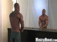 Joey Lassiter at Muscle Hunks