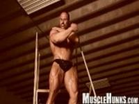 Hans Hoffmann at Muscle Hunks